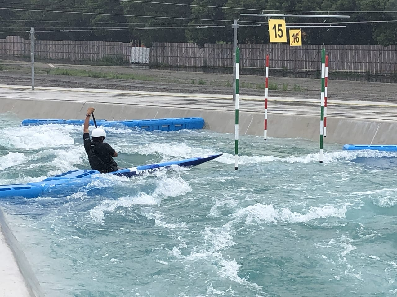オリンピック カヌー