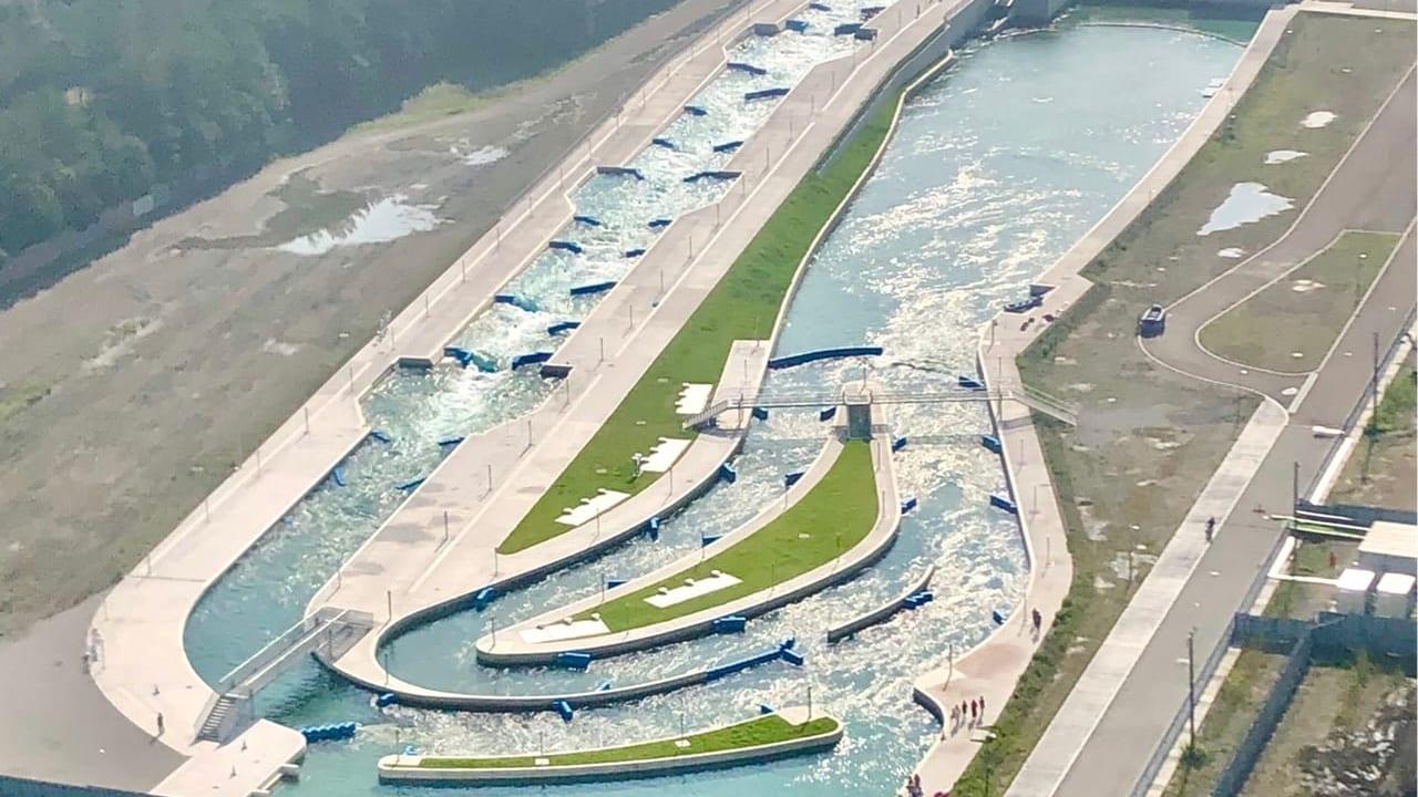 カヌー スラローム センター