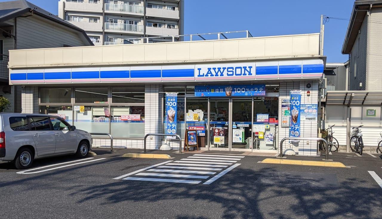 ローソン江戸川瑞江一丁目店