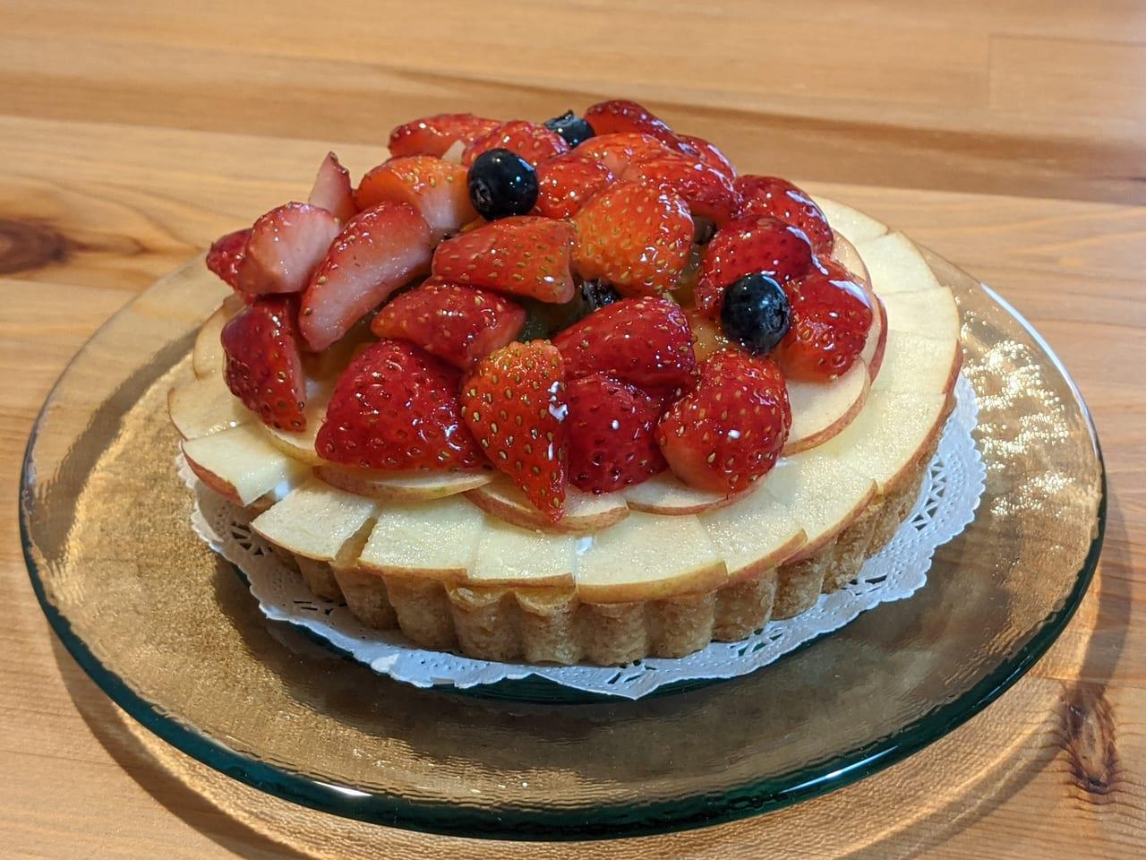 『LaLasoleil』季節のケーキ
